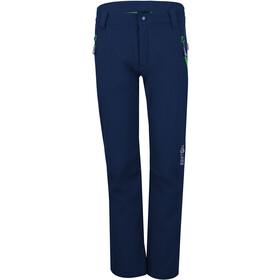 TROLLKIDS Fjell Pantalon Softshell Enfant, bleu
